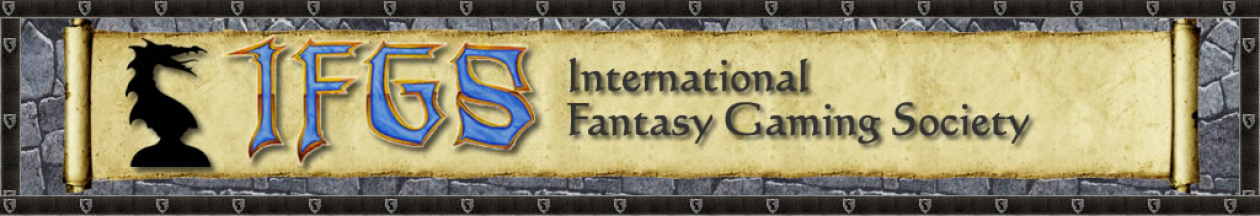 IFGS International Fantasy Gaming Society